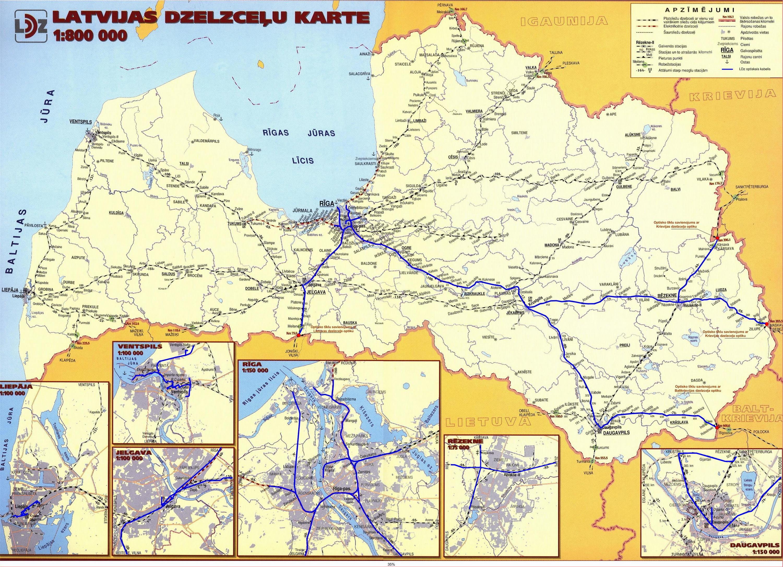 Public Electronic Communications Services | Latvijas dzelzceļš