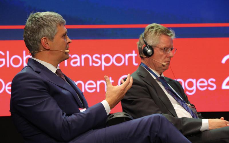 """Konference """"Globālās transporta kustības izaicinājumi"""" 2019"""